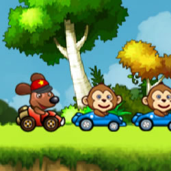 Image Animal Go Racing