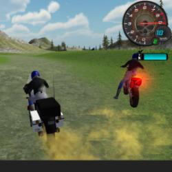 Image Motorbike Simulator