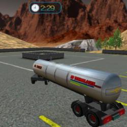 Image Oil Tankers Transporter Truck