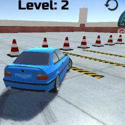 Image Advance Car Parking Simulation