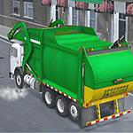 Amsterdam Garbage Truck