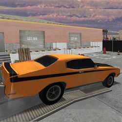 Image Backyard Car Parking