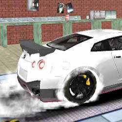 Image Sports Car Drift 3D