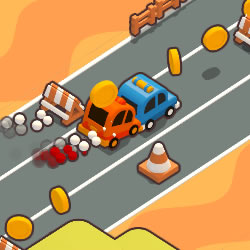 Image Desert Road