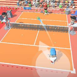 Image Cubic Tennis