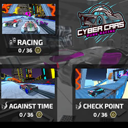 Image Cyber Cars Punk Racing
