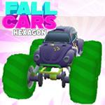 Fall Cars Hexagon