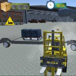 Image Forklift Drive Simulator