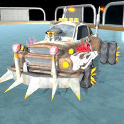 Image Impossible Cars Punk Stunt