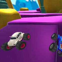 Image Monster Race 3D