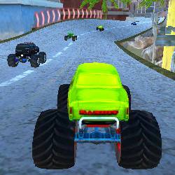 Image Monster Truck Extreme Racing