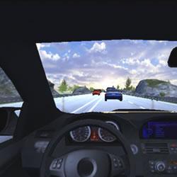 Image Rocket Cars Highway Race