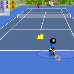 Image Stickman Tennis 3D