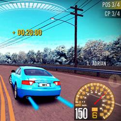 Image Super Racing Go Go Go