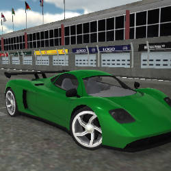 Image Supercars Drift