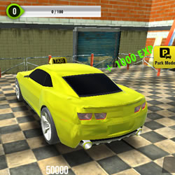 Image Real Taxi Driver 3D