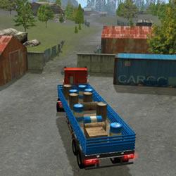 Image 18 Wheeler Cargo Simulator 2