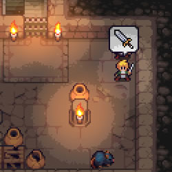 Image Dungeon and Puzzles