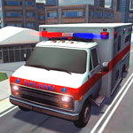 Emergency Ambulance Rescue Drive Sim