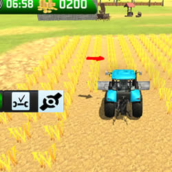 Image Real Tractor Farming Simulator