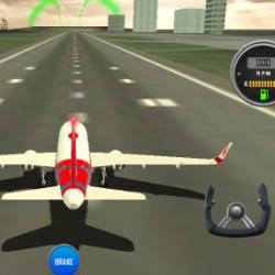 Image Aircraft Flying Simulator