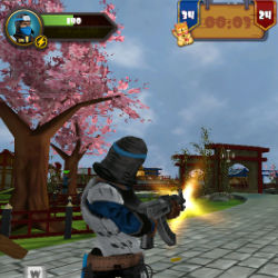 Image Ninja Clash Heroes 3D