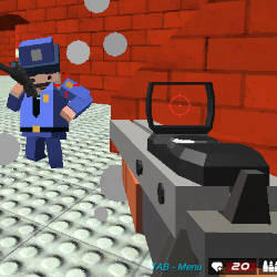 Image GunGame Shooting: Blocky Gangster