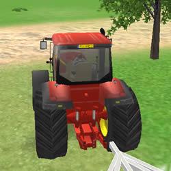 Image Village Farming Tractor