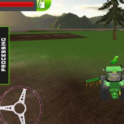 Image Tractor Farming Simulation
