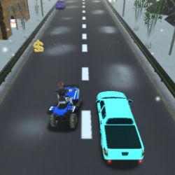Image ATV Quad Bike Traffic Rider