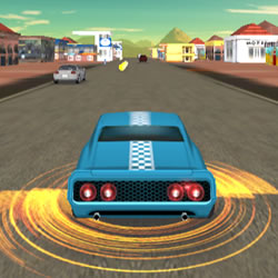 Image Traffic Xtreme : Car Racing Game