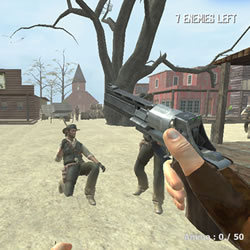Image Wild West Gun Game