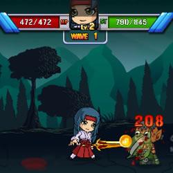 Image Monster Rush Game